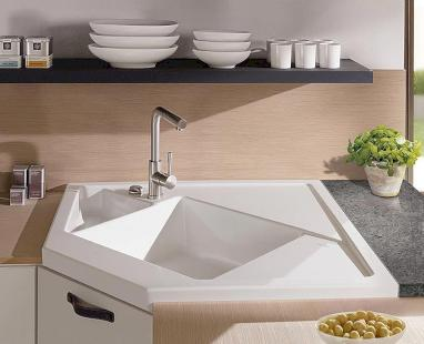 Kitchen mixers and sinks